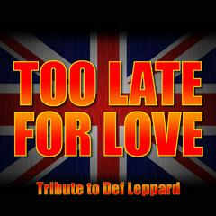 Too Late for Love - Greatest Hits - Def Leppard Tribute