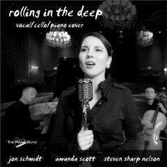 Rolling in the Deep (Vocal/Cello/Piano Cover)