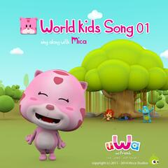 Mica, World Kids Song 01