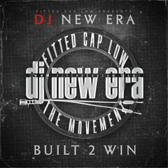 Fitted Cap Low the Movement Presents Built 2 Win