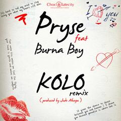 Kolo (Remix) [feat. Burna Boy]