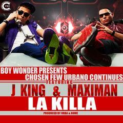 "La Killa (feat. Boy Wonder & Jenny ""La Sexy Voz"")"