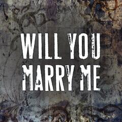 Will You Marry Me (Radio & Re-mix Version) [Tattoos Cover Tribute to by Jason Derulo]
