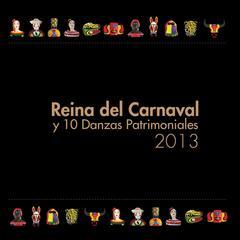 Reina Del Carnaval Y 10 Danzas Patrimoniales