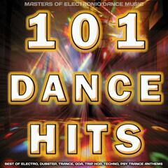 101 Dance Hits - Best of Psy Trance Electro Dubstep Goa Trance Trip Hop Techno Anthems