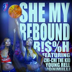 She's My Rebound Chick (feat. Young Rell & Vonmilli)