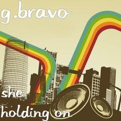 She Holding On