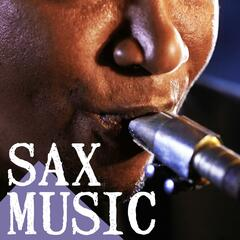 Sax Music (Smooth Jazz Saxaphone Songs)