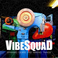Spinning Gears and Making Things