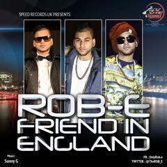 Friend in England