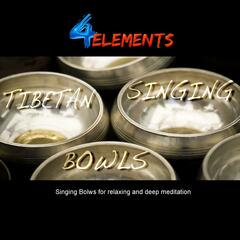 Tibetan Singing Bowls ( Gold Edition ) for Relaxing and Meditation