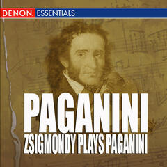 Paganini - Zsigmondy Plays Paganini