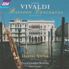 Vivaldi Bassoon Concertos Vol. 1