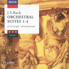 J.S. Bach: Orchestral Suites Nos. 1-4