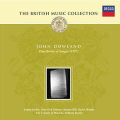 Dowland: First Booke of Songs, 1597