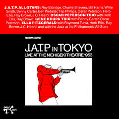 JATP In Tokyo, Live At The Nichigeki Theatre 1953