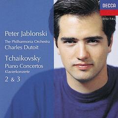 Tchaikovsky: Piano Concertos Nos.2 & 3