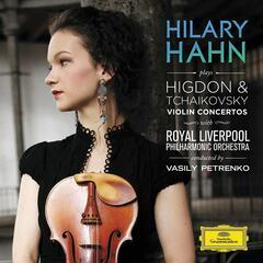 Higdon / Tchaikovsky: Violin Concertos