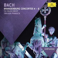 Bach, J.S.: Brandenburg Concertos Nos.4 - 6