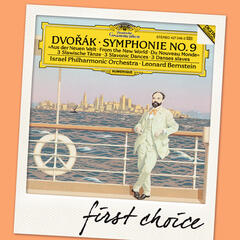 "Dvořák: Symphony No.9 ""From the New World""; 3 Slavonic Dances"