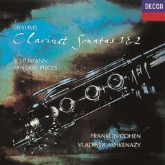 Brahms: Clarinet Sonatas Nos.1 & 2/Schumann: Fantasiestücke