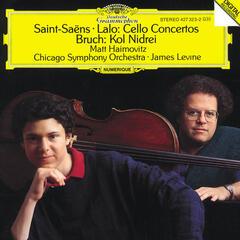 Saint-Saens: Cello Concerto / Lalo: Cello Concerto / Bruch: Kol Nidrei