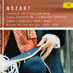Mozart: Concertos for Flute, Flute and Harp, Bassoon