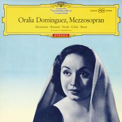 Oralia Dominguez, mezzo-soprano - Recital