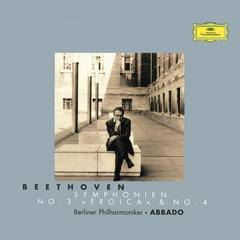 Beethoven: Symphonies Nos.3 & 4