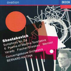 Shostakovich: Symphony No.14; Six Poems of Marina Tsvetaeva