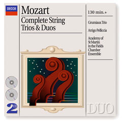 Mozart: Complete Strings Trios & Duos