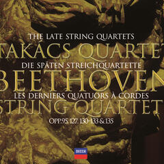 Beethoven: String Quartets Vol.3