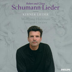 Robert and Clara Schumann: Lieder