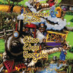 Choo Choo Boogaloo: Zydeco Music For Families