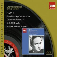 Bach: Brandenburg Concertos & Orchestral Suites