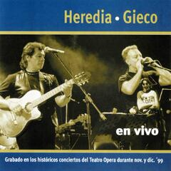 Gieco Y Heredia En Vivo