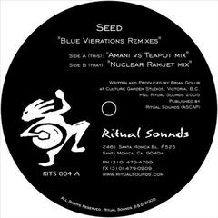 Blue Vibrations Remixes