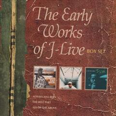 The Early Works of J-Live (Box Set)