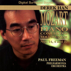 The Complete Mozart Piano Concertos, Vol. Nine