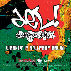 Workin' It / Foot Down - Single