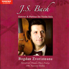J. S. Bach: Sonatas & Partitas for Violin Solo (International Menuhin Music Academy 30th Anniversary Edition)