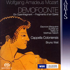 Mozart: Demofoonte - Fragments Of An Opera