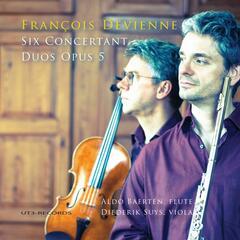 Devienne: Six Concertant Duos, Op. 5