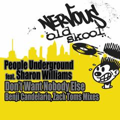 Don't Need Nobody Else feat. Sharon Williams - Benji Candelario & Zack Toms Mixes
