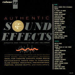 Authentic Sound Effects (Vol. 12)