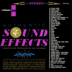 Authentic Sound Effects (Vol. 10)