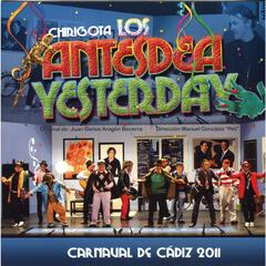 Chirigota Los Antesdea Yesterday