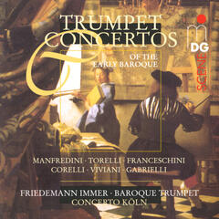 Trumpet Concertos of the Early Baroque