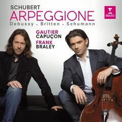 Gautier Capuçon plays Schubert, Schumann, Debussy & Britten