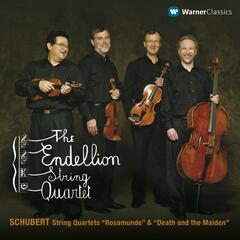 Schubert : String Quartets No.13, 'Rosamunde' & No.14, 'Death and the Maiden'
